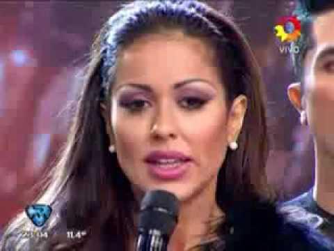 Pamela Sosa debutó en el Bailando y disparó contra Aníbal Lotocki