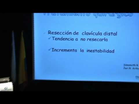 Luxaciones Acromioclaviculares  Juan Carlos Jaramillo