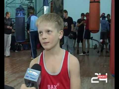 Константин Пономарев - Открытая тренировка в Миассе