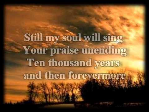 Matt Redman -10,000 Reasons (bless The Lord) - Worship Video With Lyrics video