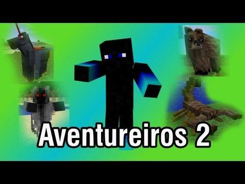 Minecraft: Jarvas E Os Aventureiros 2 Ep#2