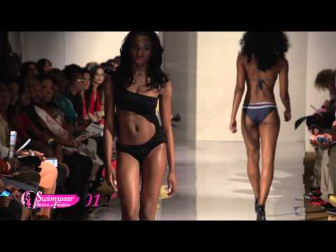 Bombshell Bikinis at PLITZS Swimwear Passion for Fashion 2012 at the Warwick Hotel NYC