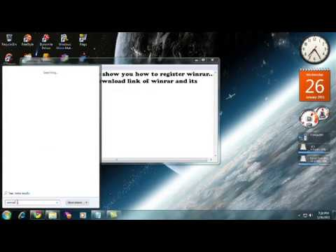 Winrar Registration Keys Free Download video
