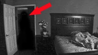 I Recorded Myself Sleeping While The Ghosts Were AWAKE (VERY SCARY)
