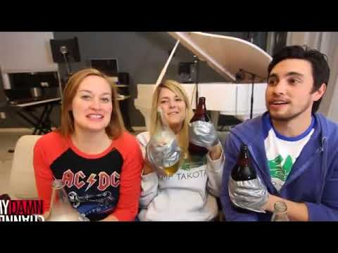 grace helbig & chester see || thinking out loud