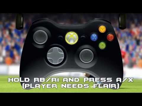 ☆ FIFA 13 All Skills Tutorial Xbox360 PS3 PC ☆