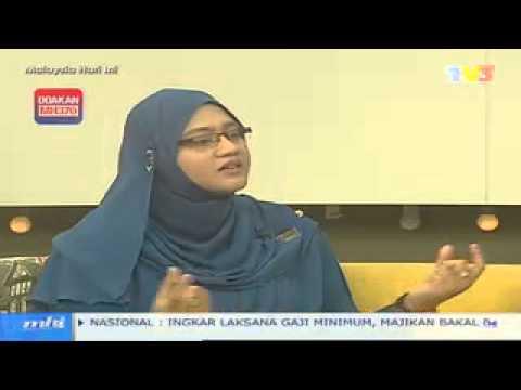 Prof. Madya Dr Alyani Ismail - MH370: Inmarsat Ping Malaysia Hari Ini