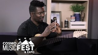 Tosin Abasi Talks About Expressing Emotional Aggression Through Guitar Cosmo Music