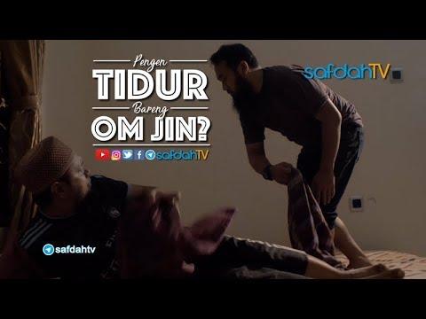 Adab Harian Muslim: Pengen Tidur Bareng Om Jin?