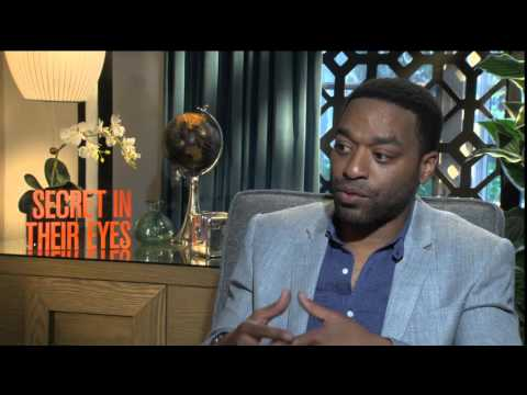 Chiwetel Ejiofor Talks About His Acting Craft in Interview