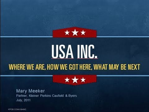 USA Inc. - Where We Are, How We Got Here, What May Be Next
