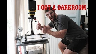 Darkroom Haul - lets start printing