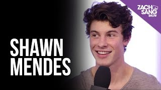 Download Lagu Shawn Mendes Talks Album #3 and Blake Shelton | Backstage at the AMAs Gratis STAFABAND