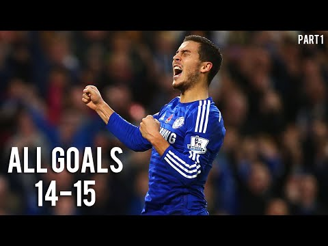 Eden Hazard | All Goals Season 2014-15 | Part 1 | English Commentary [HD]