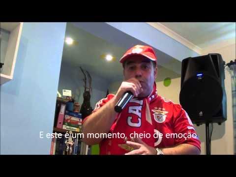 Cantando (Bailando) (Benfica )Júlio Panão (Enrique Iglesias)Video