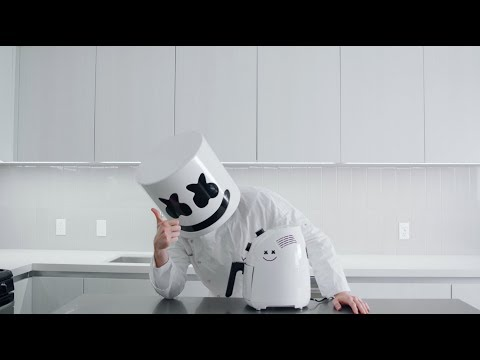 SPECIAL ANNOUNCEMENT FROM MARSHMELLO