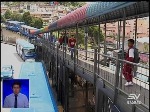 Delincuencia atemoriza a los habitantes del sector San Roque en Quito
