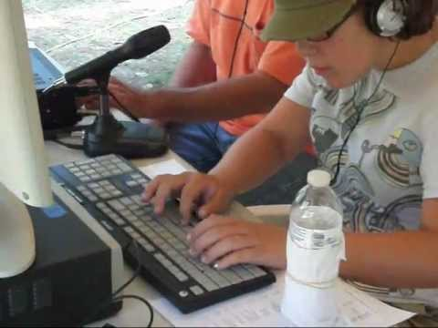 Amateur Radio  Field Day 2012