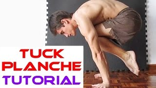 Learn Tuck Planche from 0
