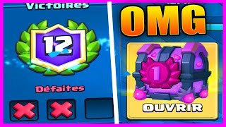 QUE SE PASSE-T-IL QUAND ON GAGNE LE DEFI DOUBLE ELIXIR ? Clash Royale