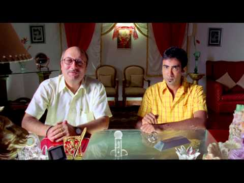 Khurrana Se First Meeting (movie Clip) khosla Ka Ghosla | Boman Irani, Anupam Kher, Ranvir Shorey video
