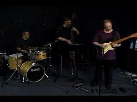 Bruce Arnold Trio Live at NYU Summer Guitar Intensive 06