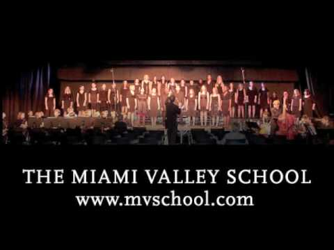 "The Miami Valley School Choir & Jazz Band - ""Take the 'A' Train"""