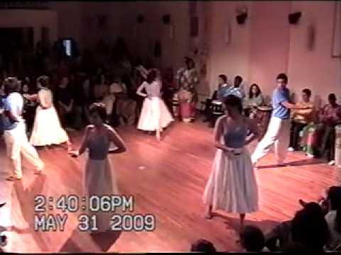 Yenvalu - Caribbean Dance + Drum 3  _African Drum and Dance_Buxton School 2008-2009 - 06/18/2009