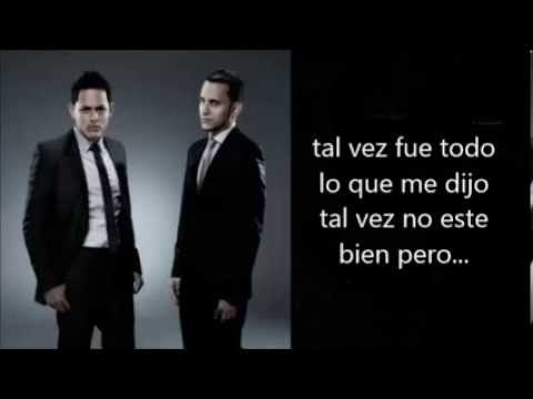 Me Enamoré - Angel & Khriz Ft  Tito El Bambino, Elvis Crespo [letra] [2014] video