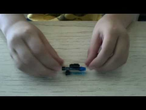 How to Make a Freeze Ray Gun How to Make a Lego Freeze Ray