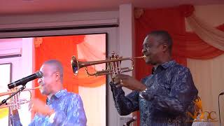 NATHANIEL BASSEY AT NGGC NIGHT OF WORSHIP 2018