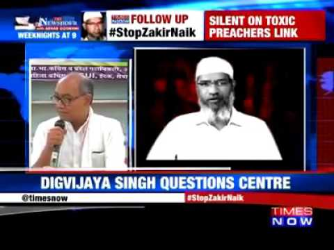 Indian National Congress' Digvijaya Singh questions Centre, asks 'why was no action taken for 2 year