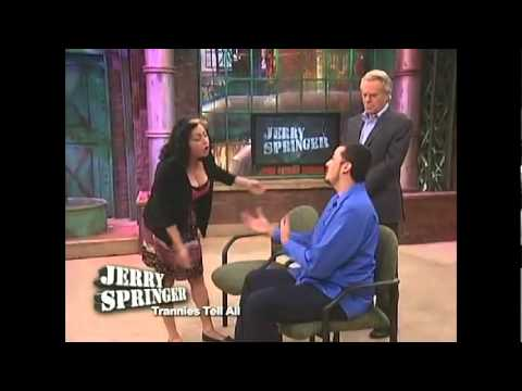 Jerry Springer - Emilio (trannies Tell All).avi video