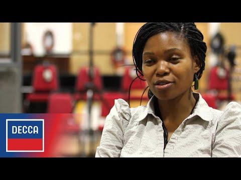 Voice Of Hope: Pumeza Discusses malaika (my Angel) video
