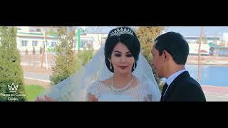 Rashid and Dildora wedding day Nukus Xojeli 2018