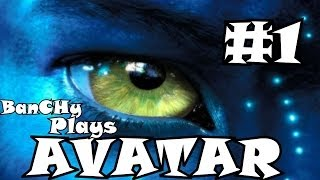 Let's play: James Cameron's Avatar: The Game - PART 1 (Gameplay/Commentary/Walkthrough)PC