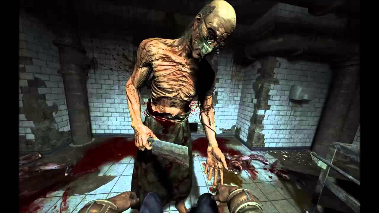 Outlast - All Dr. Trager Dialogue - YouTube