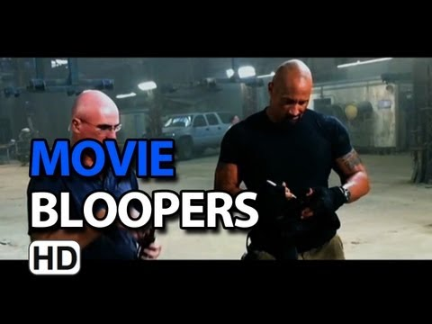 Fast Five (2011) Bloopers Gag Reel