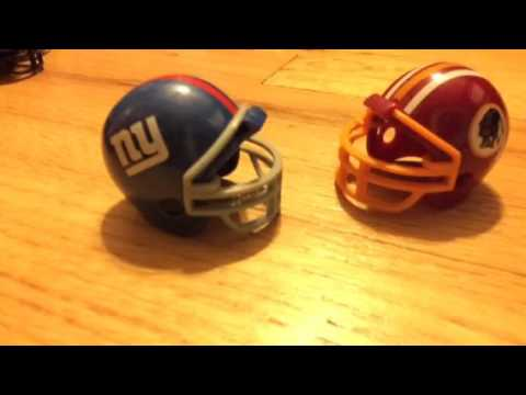 Mini Football Helmet Tournament