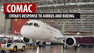 China's Response to Airbus and Boeing