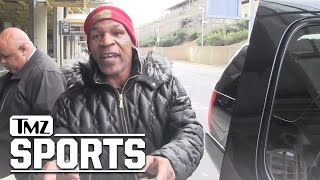 Mike Tyson -- DEFENDS TRUMP ... Every President Offends Somebody