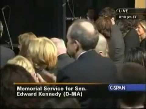 John McCain Snubs Vicki Kennedy
