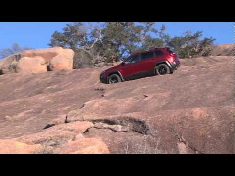 2014 Jeep Cherokee Off-Road