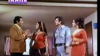 Woh Main Nahin(1974)Lehangah khisak jayegah!
