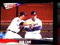 "Braves ""Hug Cam"" Catches Ian Thomas and Eddie Perez"