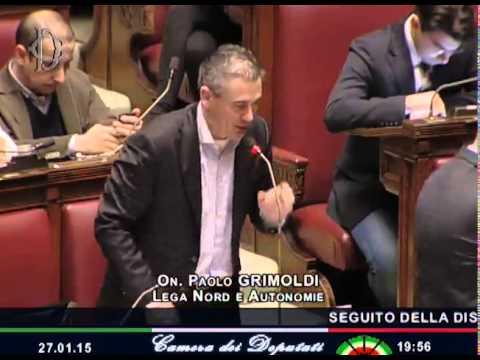 Riforme - Grimoldi: attacca Berlusconi
