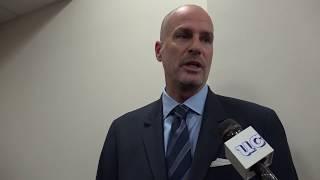 Jay Bilas Speaks Before UConn vs. Syracuse
