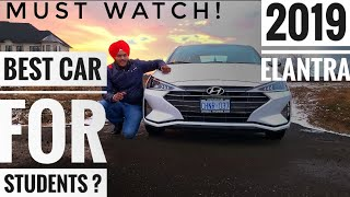 Hyundai Elantra detailed review - Perfect car for students?