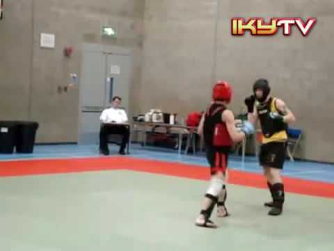 Sanshou Tournament 2009- Hi-lights Compilation Image 1