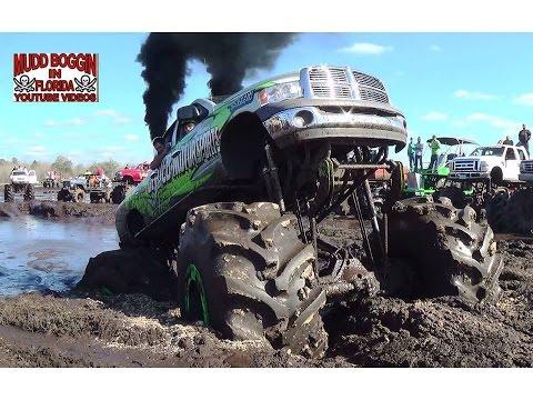 Diesel Dodge Mega Ram..Stuck Like Chuck....Forever Again.